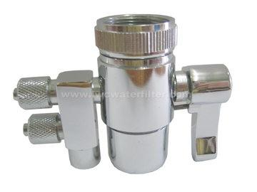 Small Water Filter 2 Way Adapter