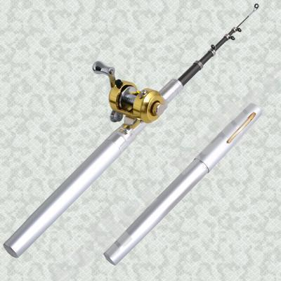 Smallest Pen Type Fishing Rod & Reel