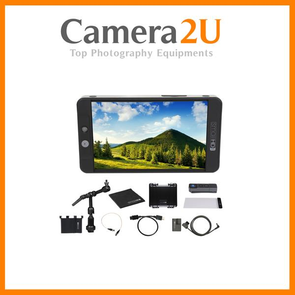 SmallHD 702 Bright 7″ Full HD On-Camera Monitor Kit
