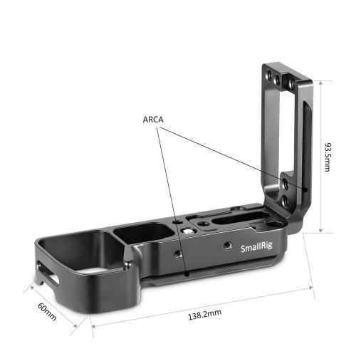 SmallRig L-Bracket for Sony A7 MK3 III A7R Mark III MK3 2122