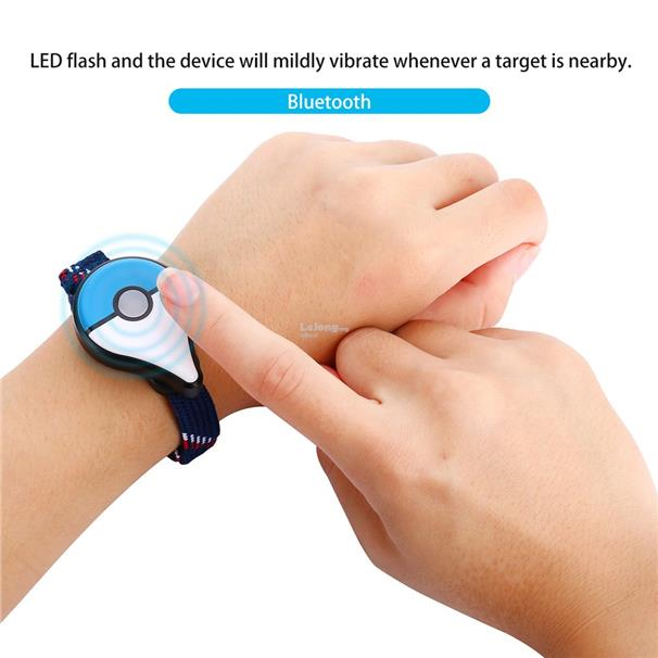 Smart Bluetooth Bracelet For Pokemon GO Plus Wristband Interactive Fi