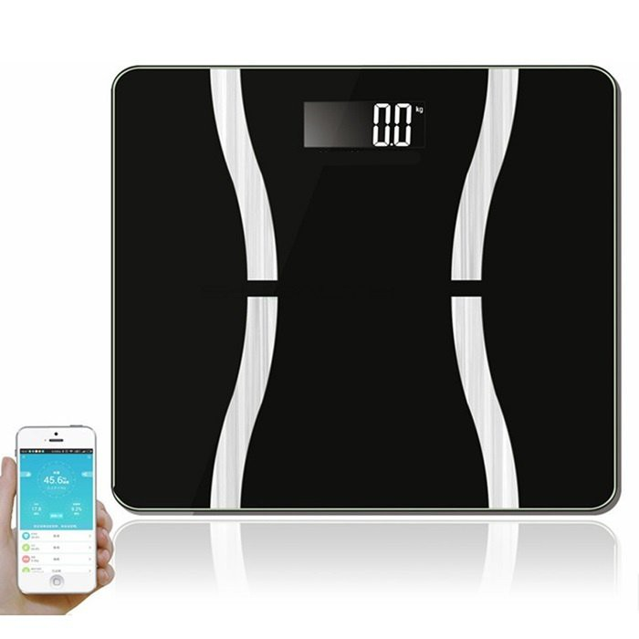 Smart Bluetooth Scale Digital Body Fat Composition Weighing Weight BMI