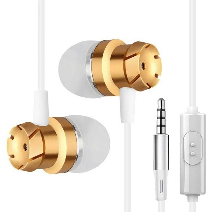 Smart HiFi Headset Piston Basic Edition Noise Cancelling Earphone