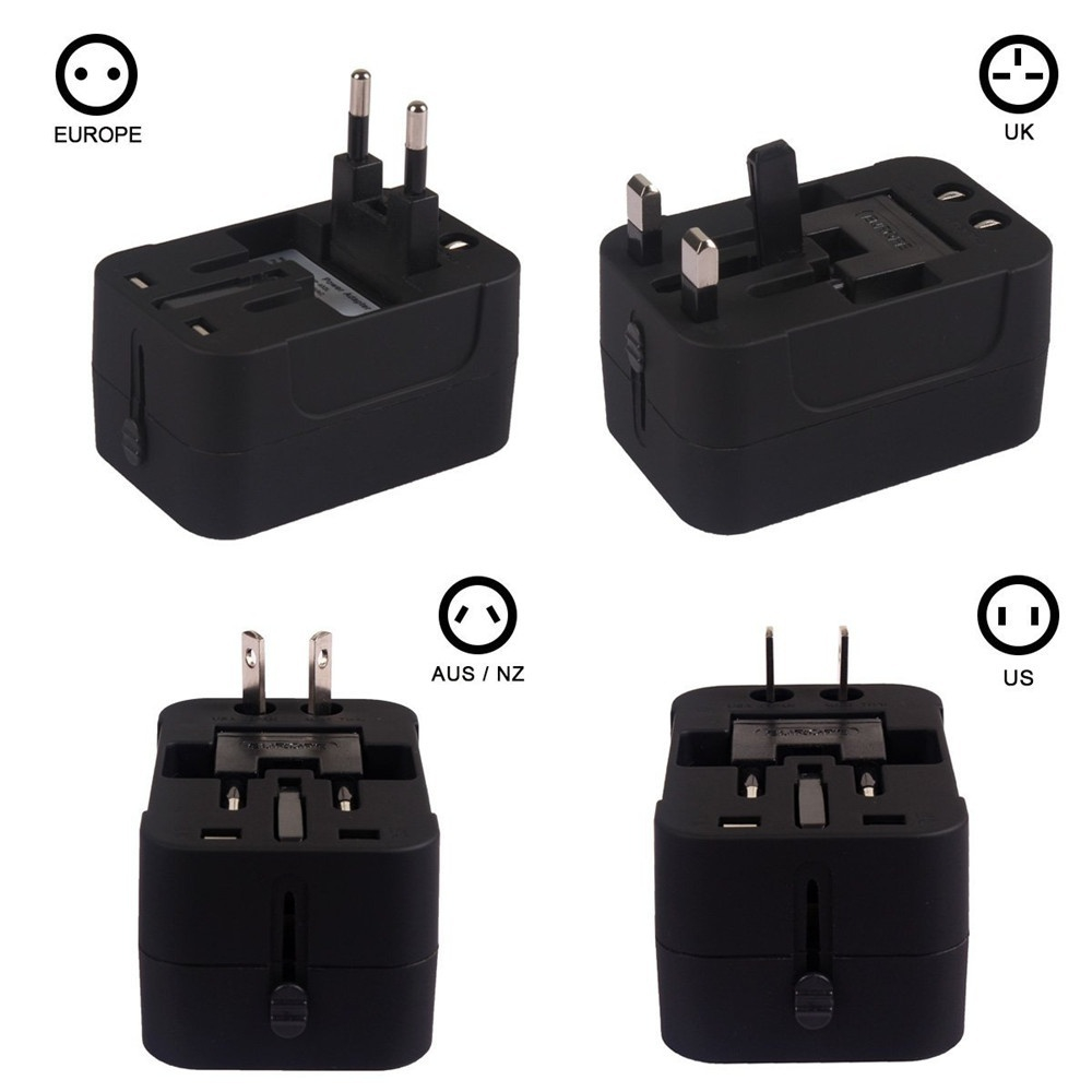 Smart Home Products - Multi-outlet Power Plug Travel Universal Travel ..