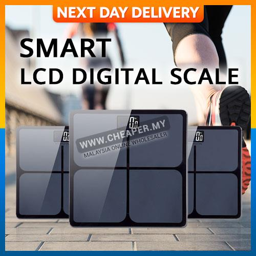 Smart LCD Digital Scale Body Weight Scale