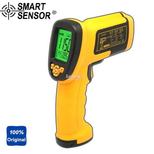 Smart Sensor -18-1150  8451  Digital Laser Infrared IR Thermometer. ‹ › 7c69d5a8354e0