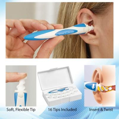 SMART SWAB - EASY EARWAX REMOVER