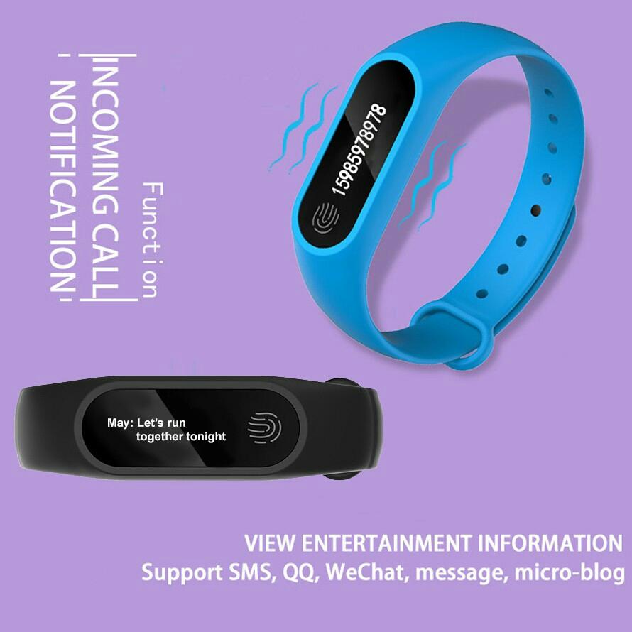 Smart Watch M3 Plus Heart Rate Smar End 4 26 2021 1200 Am Jam Tangan M2 Health Bracelet Smartband Monitor Oled Fitness Tracker