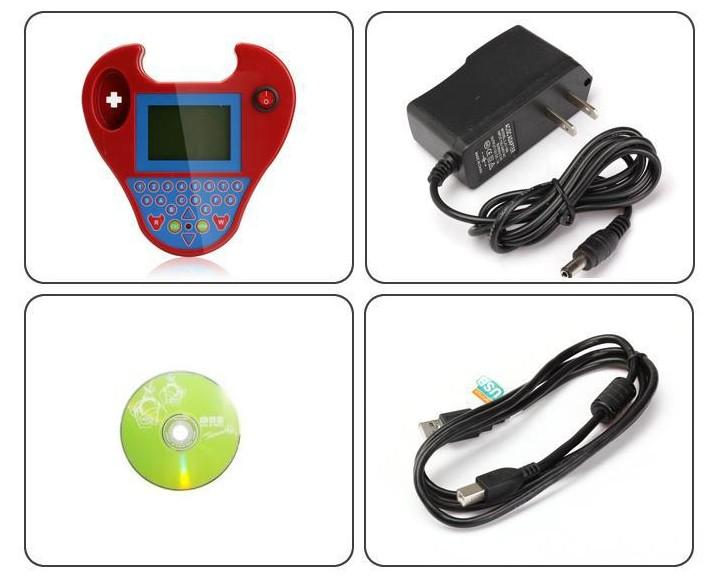 Smart Zed Bull / Mini Zedbull Key Programmer