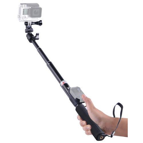 Smatree SmaPole Q2 Extendable Selfie Monopod for GoPro Action Camera