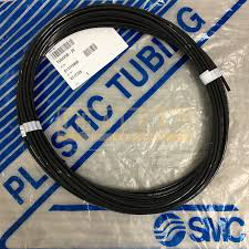 [SMC | Nicetech] SMC 4MM POLYURETHARE BLACK TUBE