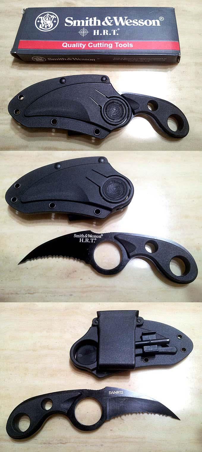 Smith & Wesson Karambit