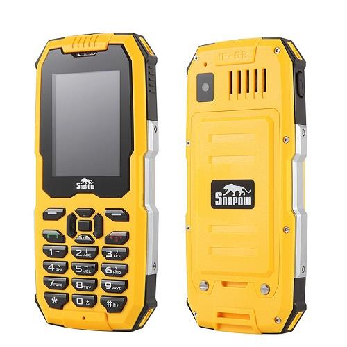 SNOPOW M2 Armor Mini Phone (WP-M2A).