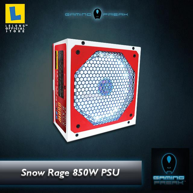 Snow Rage 850W Power Supply