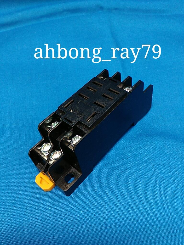 Socket Base for Power Relay DPDT LY end 12232019 915 PM