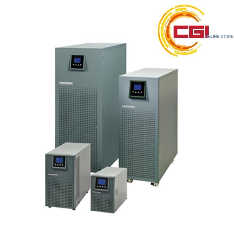 Socomec ITYS2 1000VA / 800W Tower Single-Phase UPS (ITY2-TW010B)