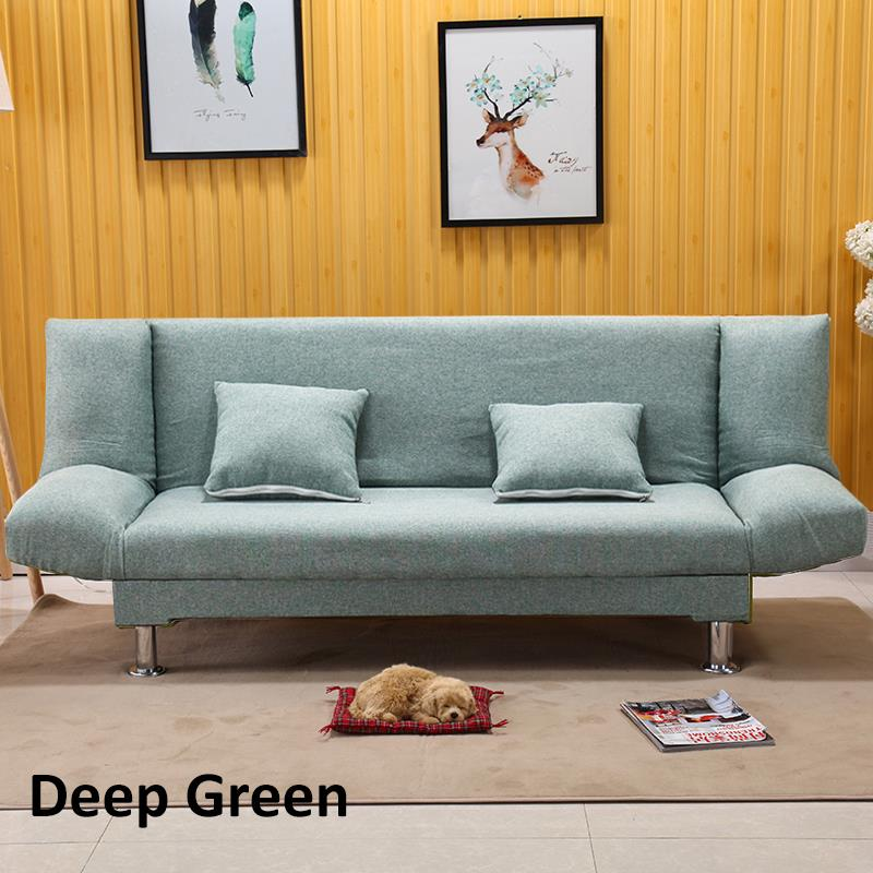Enjoyable Sofa Bed 4 Seater Durable Foldable Sofa Living Room Furniture Home Dec Gmtry Best Dining Table And Chair Ideas Images Gmtryco