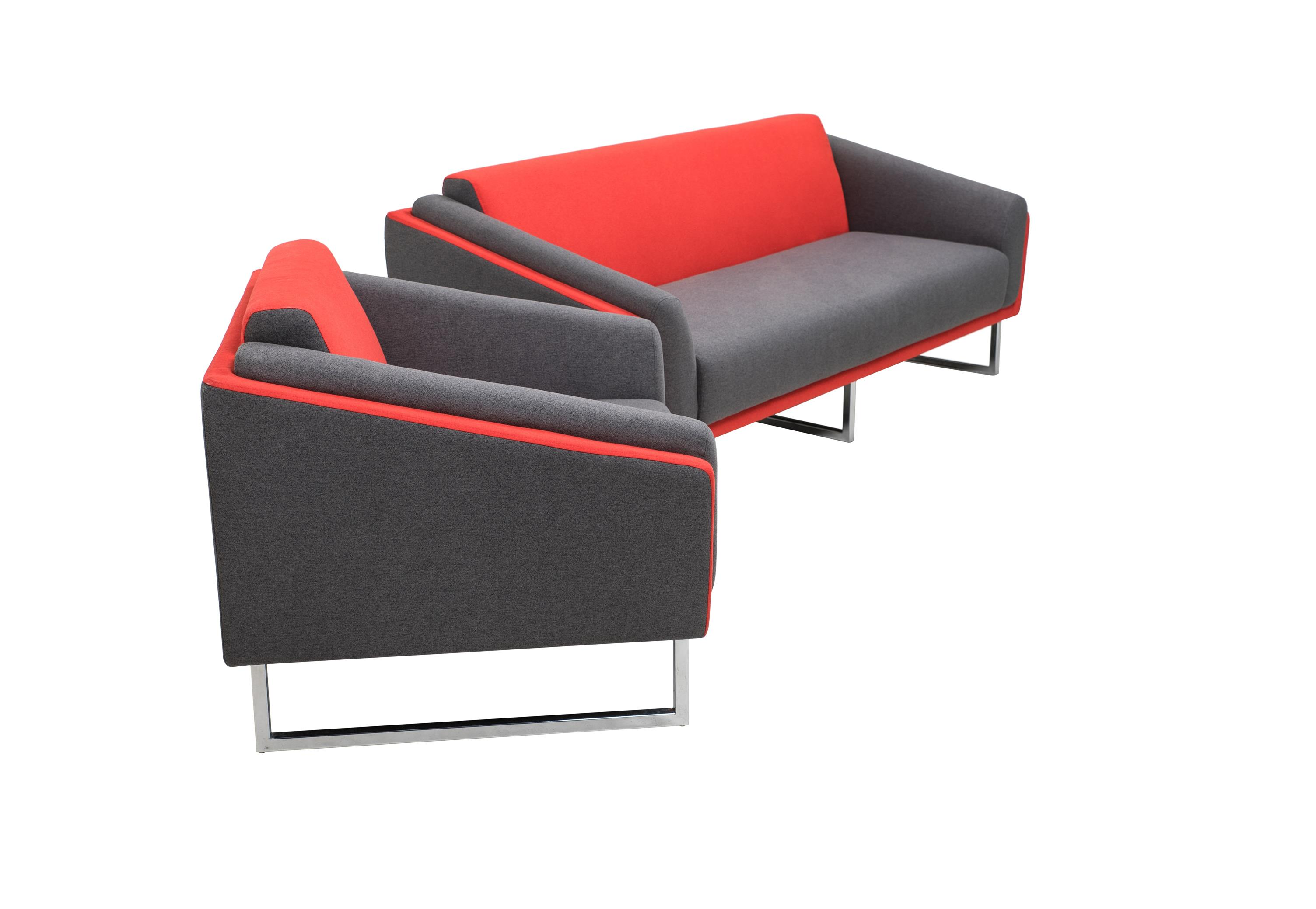 Sofa Fragola Triple Seater Settee (FR-1119-3S)