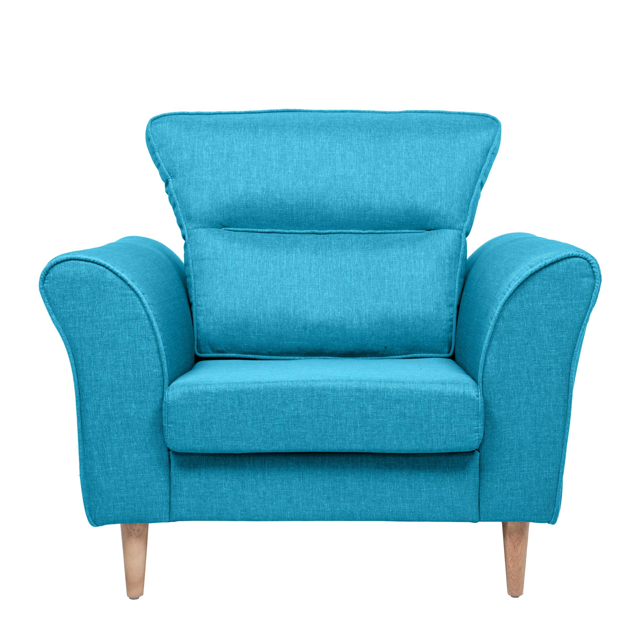 Sofa Menta Single Seater Settee (MN-3132-1S)