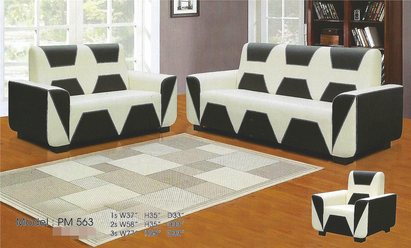 SOFA SET 1+2+3 ANSURAN BULANAN -MODEL PM 563