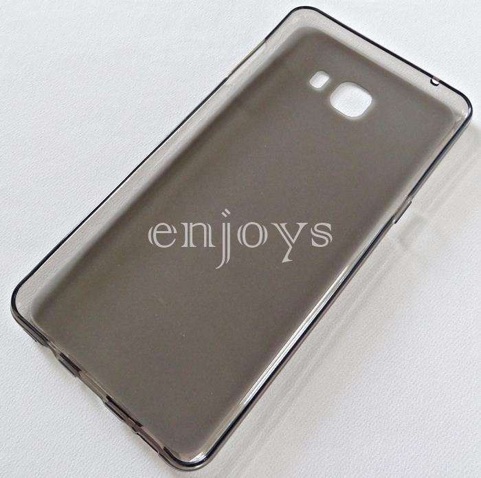 Soft Jacket Silicon Plain TPU Jelly Case Samsung Galaxy C9 Pro ~6.0""