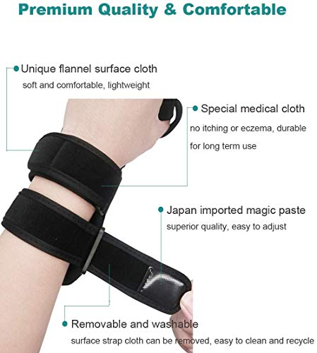 Soft Resting Hand Splint Night Wrist Splint Support Immobilizer Finger Wrist F