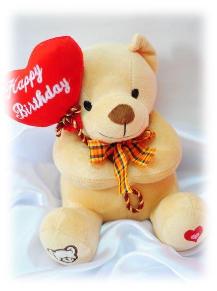 Softtoy Teddy Bear Happy Birthday End 6 4 2017 10 28 Pm