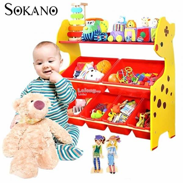 SOKANO ONSHINE KIDS 3 TIER TOY ORGANIZER. u2039 u203a  sc 1 st  Lelong.my & SOKANO ONSHINE KIDS 3 TIER TOY ORGAN (end 5/4/2019 10:45 PM)