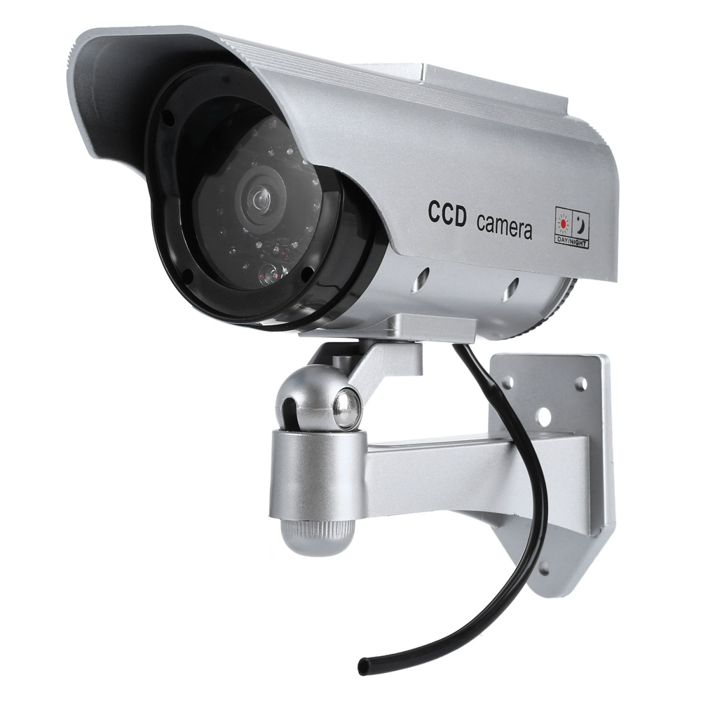 Solar Energy Realistic Dummy Surveil End 4 30 2020 138 Pm Wiring Diagram Surveillance Security Cctv Sticker Camera