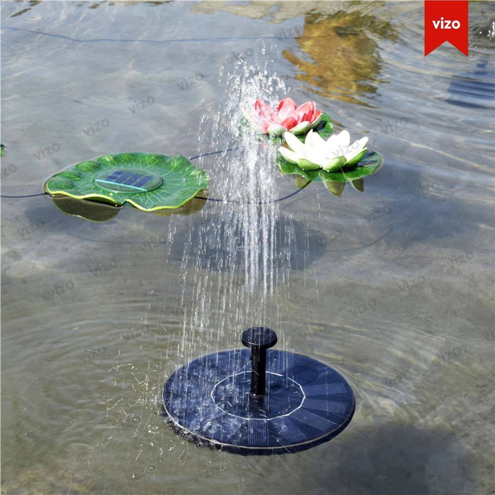 Solar Floating Water Pump Pool Gard End 9 22 2019 10 20 Pm