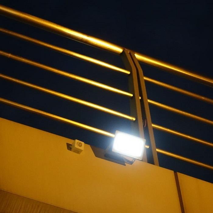 Solar Guardian 580X Security Floodlight Spotlight