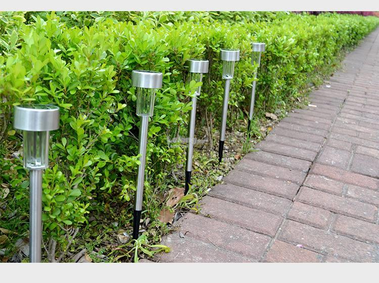 Solar LED Decoration Lawn Garden Light Outdoor Weatherproof