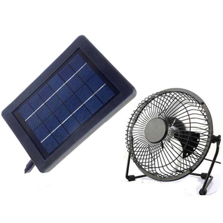 Solar Panel With Fan Jangan Lupa Persenannya
