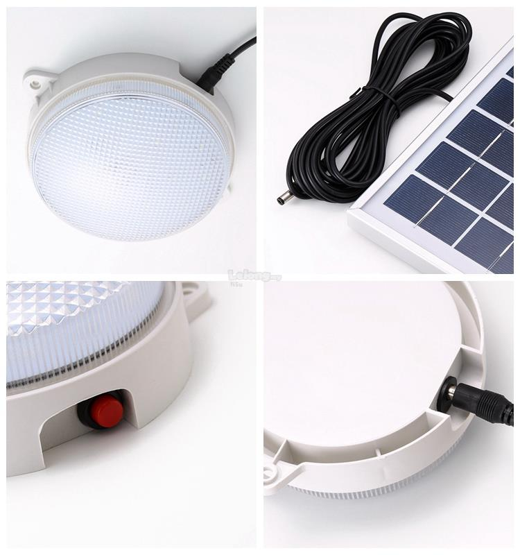 Solar Power 18 LEDs Garden Lamp With Remote Control