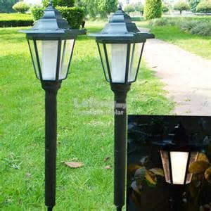 Solar power led outdoor landscape g end 3242019 1213 am solar power led outdoor landscape garden fence lamp light aloadofball Gallery