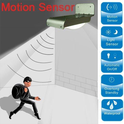 Solar power motion sensor 24 led gre end 412019 1115 am solar power motion sensor 24 led gred a high brightness security light aloadofball Images