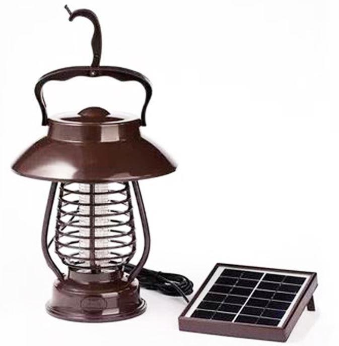 Solar Powered Mosquitoes Equalizer Killer