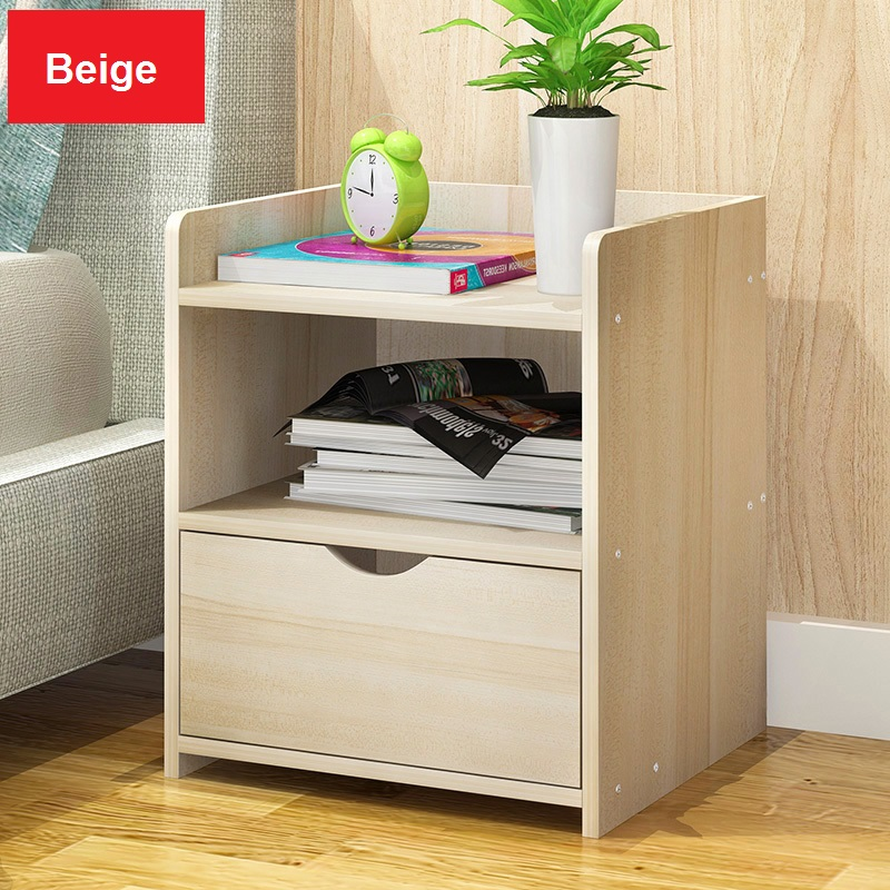 Solid Wood Coffee Tables With Storage Cabinets For Sale: Solid Wood 1 Drawer Bedside Table Fo (end 9/27/2020 2:57 PM