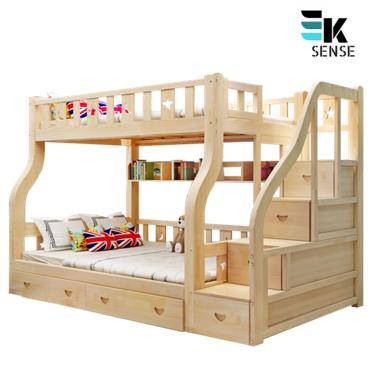 Solid Wood Double Decker Bunk Bed Wi End 10 2 2019 4 15 Pm