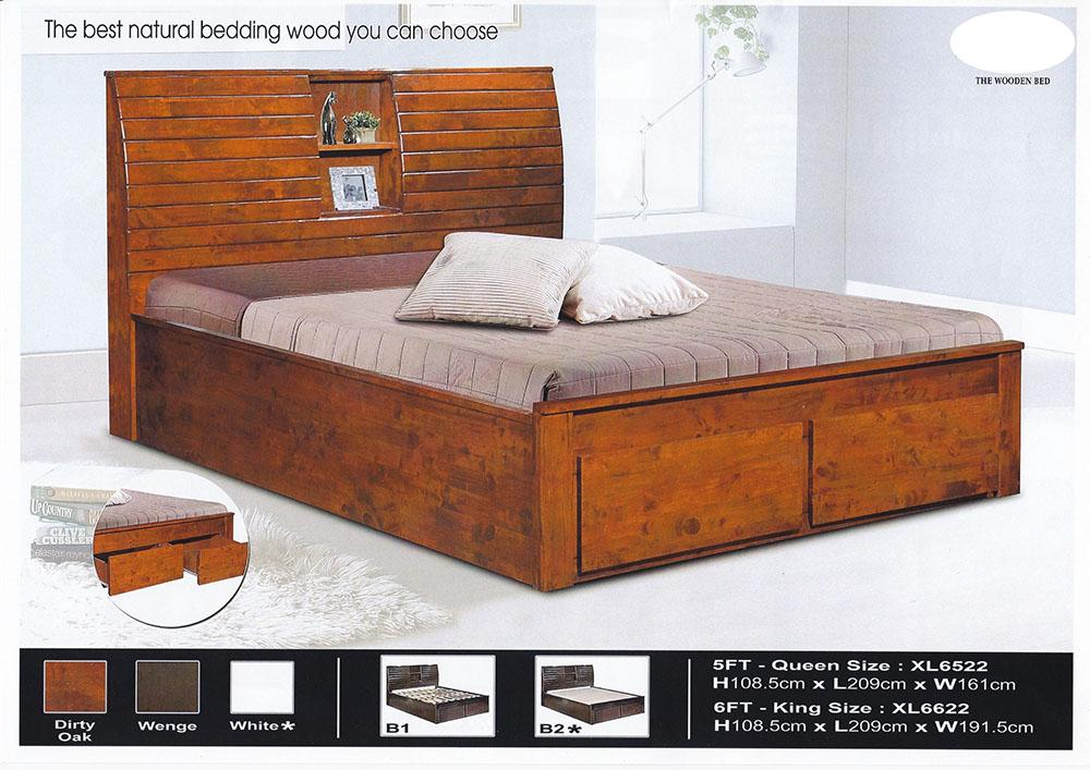 Solid Wood Strong King Size Wooden End 5112021 1200 Am