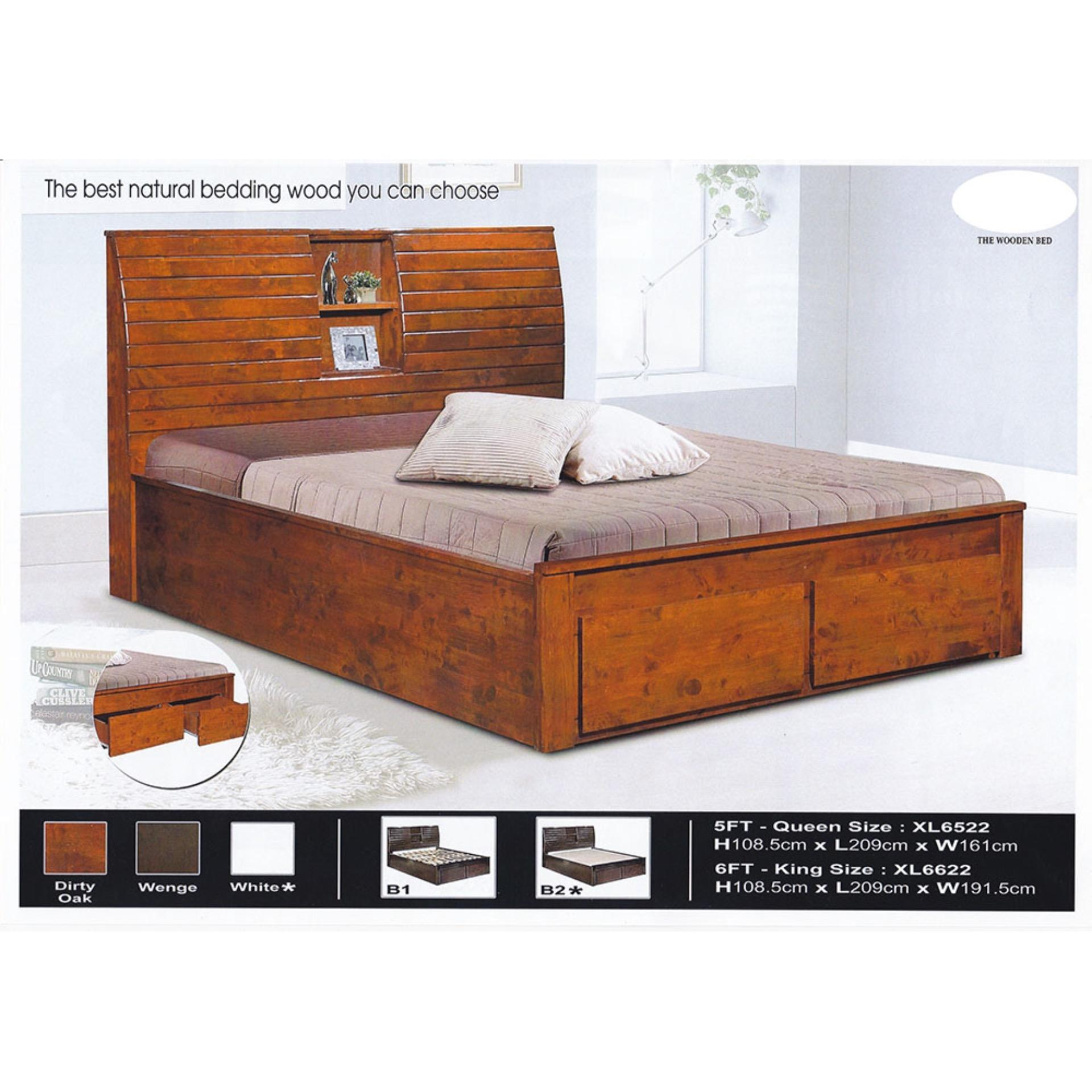 Solid Wood Strong Queen Size Wooden End 5 2 2021 12 00 Am