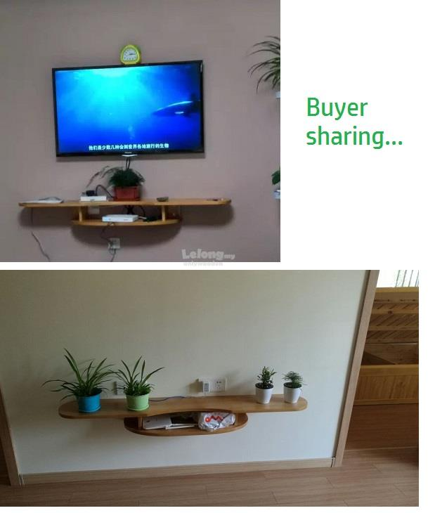 tv stand with wall mount. solid wood wall mounted tv stand, shelf, diy rack, storage shelve tv stand with mount
