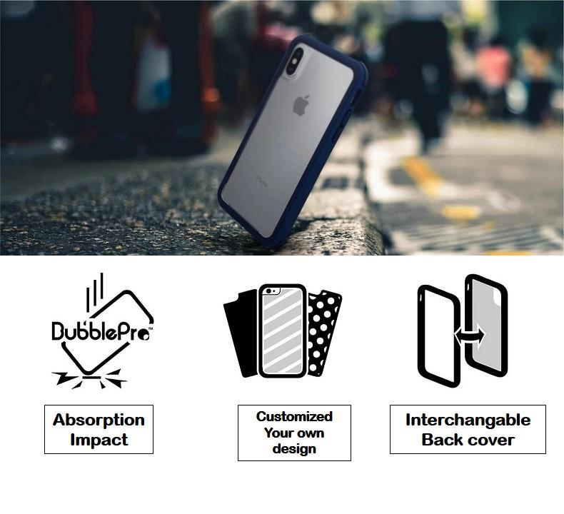Solide Venus iPhone plus Phone Case (Bumper + Back Cover)