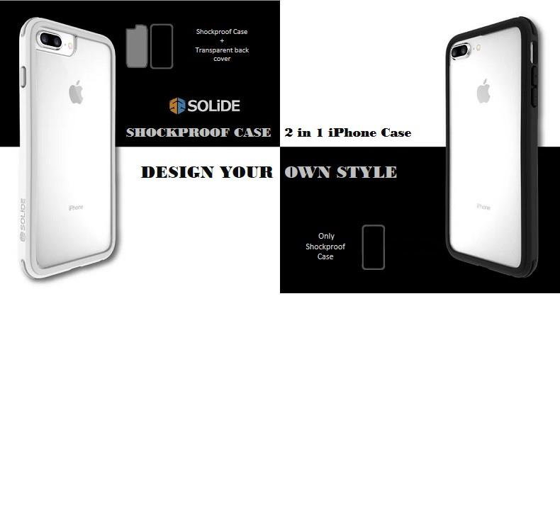 Solide Venus iPhone plus Phone Case (Bumper + Back Cover)