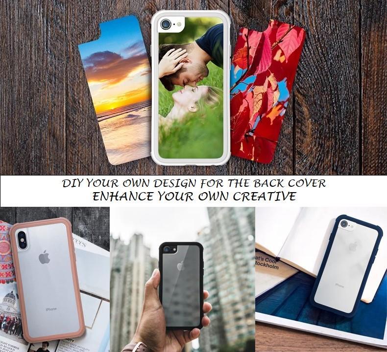 best service 863c5 e3ec0 Solide Venus iPhone plus Phone Case (Bumper + Back Cover)
