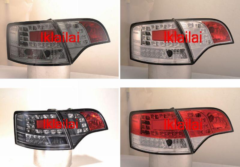 Sonar AUDI A4 [S.W.] B7 '05-'08 LED Tail Lamp +LED Corner