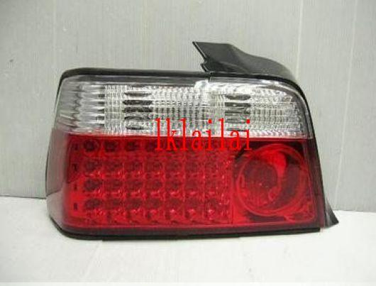 SONAR BMW E36 '92-98 4Door LED Tail Lamp [Red/Clear]