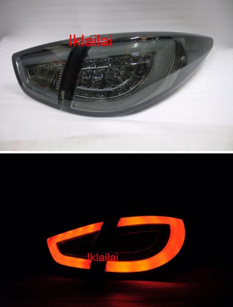 SONAR Hyundai Tucson '08-12 LED Light Bar Tail Lamp [1-pair]