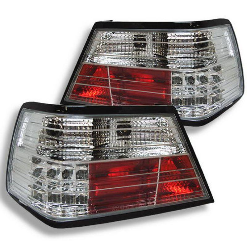 SONAR MERCEDES BENZ W124 '85-96 LED Tail Lamp [CHROME]