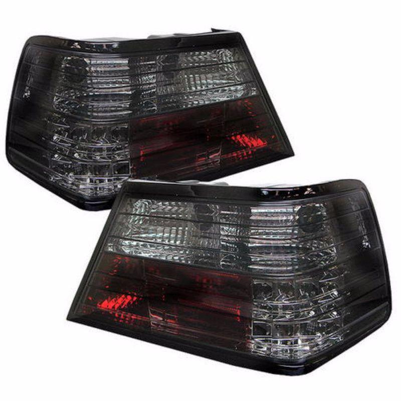 SONAR MERCEDES BENZ W124 '85-96 LED Tail Lamp SMOKE LENS